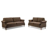 Gottlieb 2 Piece Living Room Set by Alcott Hill®