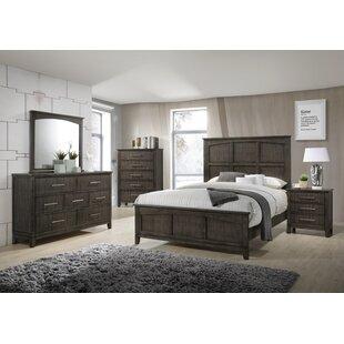 Drew Panel Configurable Bedroom Set