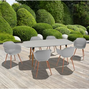 Vandyke 6 Seater Dining Set By Norden Home