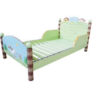 Sunny Safari Toddler Bed by Fantasy Fields