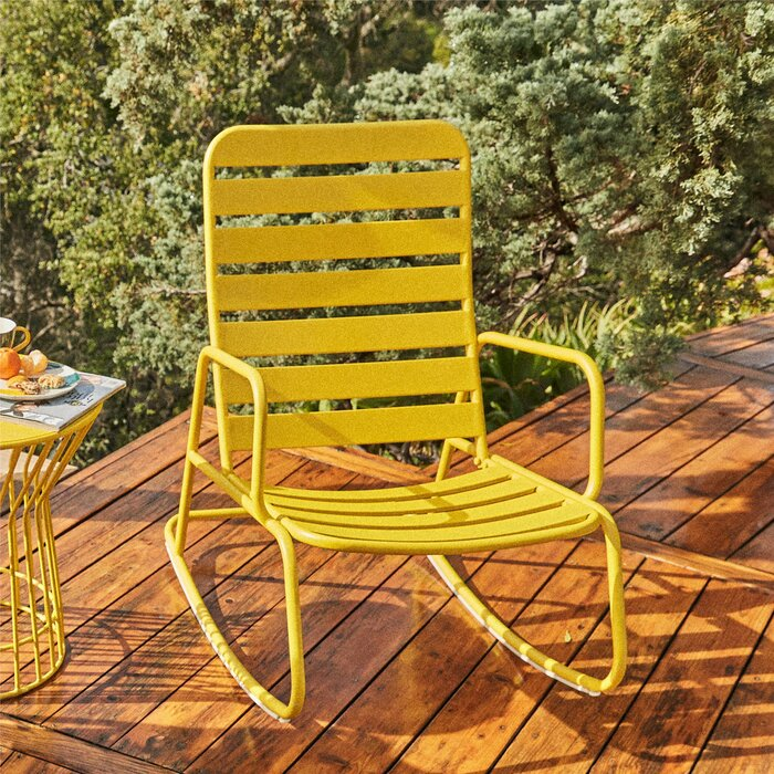 quality design 594a6 256bf Roberta Outdoor Rocking Chair
