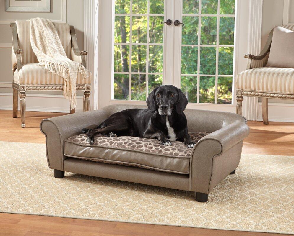 rockwell dog sofa