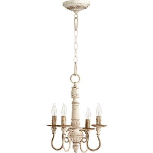Find for Paladino 4-Light Candle Style Chandelier By One Allium Way