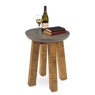 Sarreid Ltd Gretchen End Table