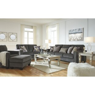 Price Check Lundys Sleeper Configurable Living Room Set by Rosdorf Park Reviews (2019) & Buyer's Guide