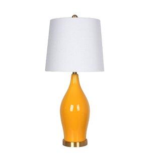 Modern Orange Table Lamps Allmodern