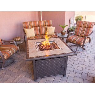 AZ Patio Heaters Steel Propane Fire Pit T..