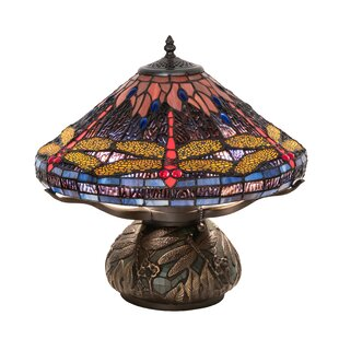 Dragonfly Cone 16 Table Lamp