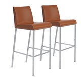 Kelso 30.52 Bar Stool (Set of 2) by Latitude Run