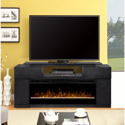 Concord Tv Stand For Tvs Up To 70 With Electric Fireplace Dimplex