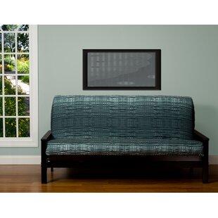 Marisol Zipper Box Cushion Futon Slipcover by Brayden Studio