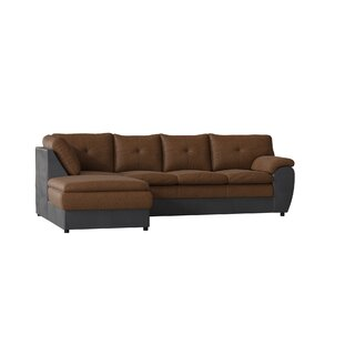 Whitmore Left Hand Facing Sectional by Winston Porter SKU:CC387148 Buy