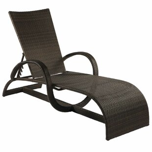 Summer Classics Halo Reclining Chaise Lounge
