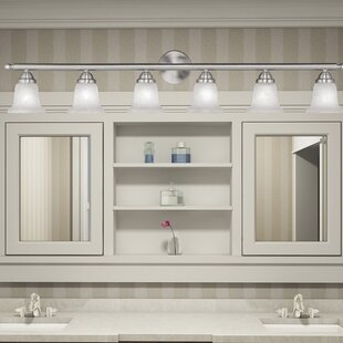Darby Home Co Edgerton 6-Light Vanity Light
