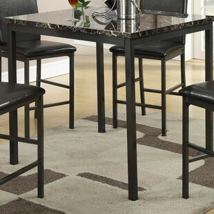 Winston Porter Parkville Counter Height Dining Table
