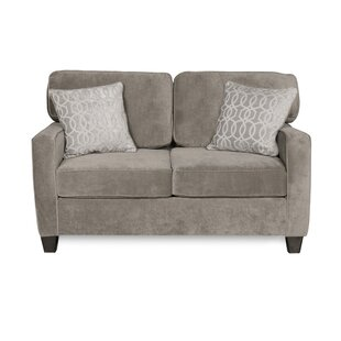 Check Prices Keever Loveseat by Ebern Designs Reviews (2019) & Buyer's Guide