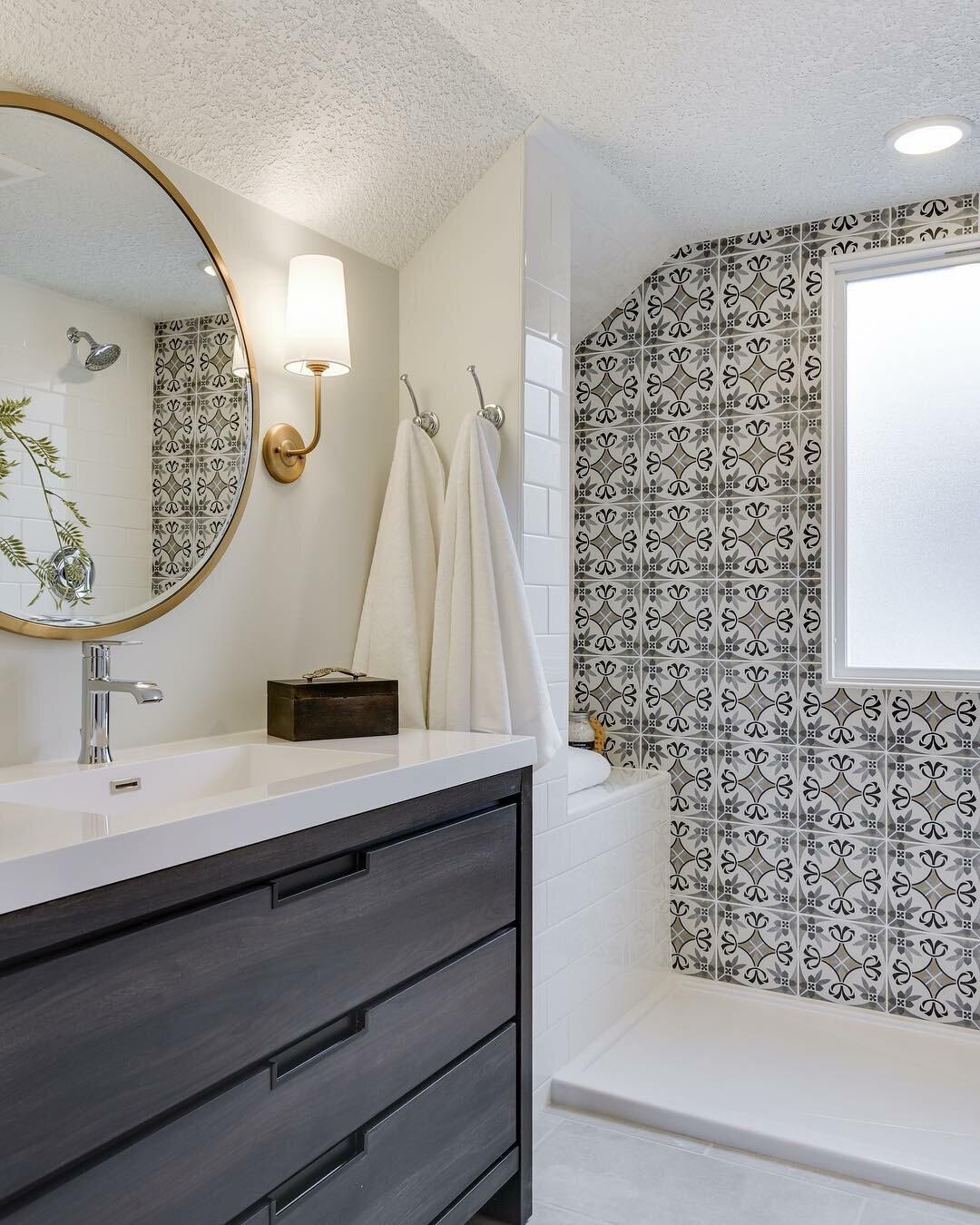 shower mosaic ideas