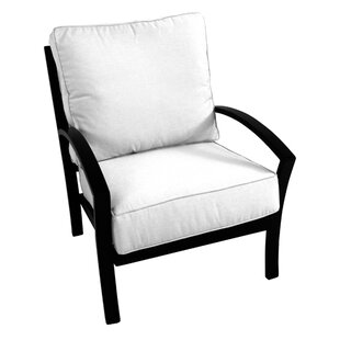 Meadowcraft Maddux Deep Seating Chair wit..