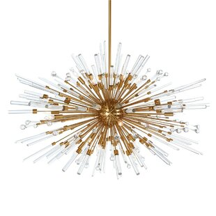 Everly Quinn Lankford 18-Light Chandelier