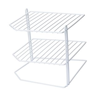 Rebrilliant 3 Tier Corner Shelving Rack