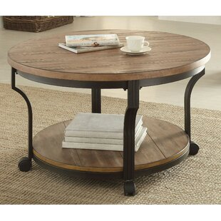 Milaca Coffee Table by Gracie Oaks