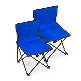 Rayshawn Kids Folding Camping Chair (Set of 2) by Freeport Park