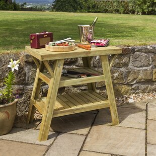 Hardwick Wooden Side Table By Sol 72 Outdoor