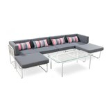 Excellent Laney Park Gray 7 Pc Sectional Wayfair Uwap Interior Chair Design Uwaporg