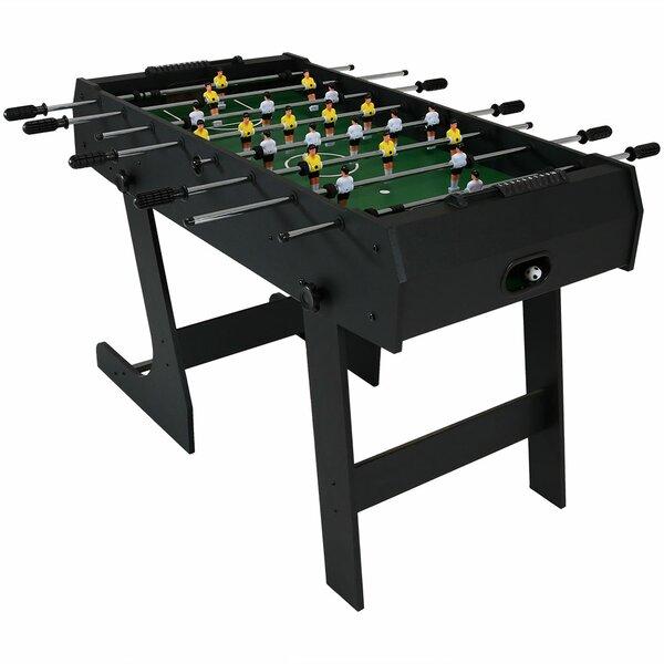 Superb SunnyDaze Decor Folding Foosball Game Table U0026 Reviews | Wayfair