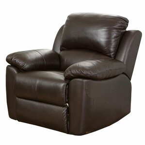 blackmoor leather recliner - Brown Leather Recliner