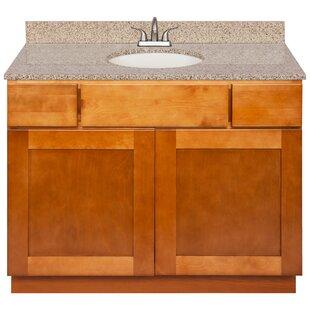 Best Choices Stonecipher 43 Single Bathroom Vanity Set ByWinston Porter