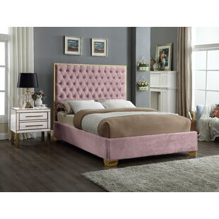 Spadaro Upholstered Platform Bed