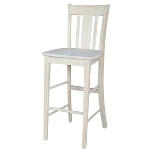 August Grove Laurier 30 Bar Stool