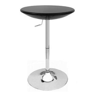 Alpha Adjustable Height Pub Table by Vandue Corporation