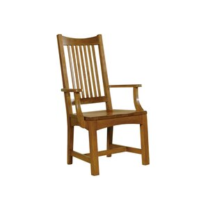 Arts & Crafts Dining Chair by Hekman