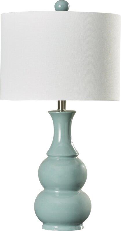 Mercury row miltiades 265 table lamp reviews wayfair miltiades 265 table lamp mozeypictures Gallery