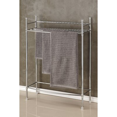 Free Standing Towel Stand Best Living Inc