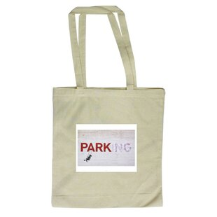 Parking Tote Bag By East Urban Home
