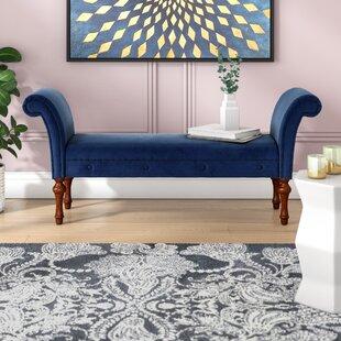 Escalera Solid Bench by Willa Arlo Interiors