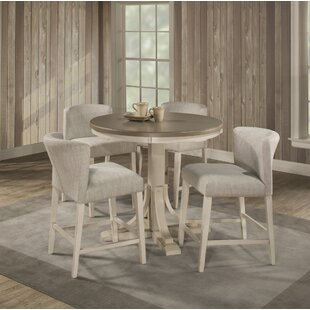 Kinsey Modern 5 Piece Dining Set