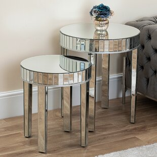 Anais 2 Piece Nest Of Tables By Willa Arlo Interiors