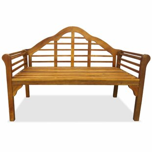Rolla Wooden Bench By Sol 72 Outdoor