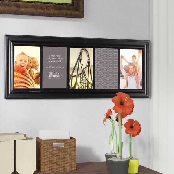 5 Opening 4x6 Picture Frame | Wayfair