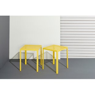 Howard Series Drop Accent Stool (Set of 2) by RAD Furniture