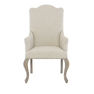 Campania Upholstered Dining Chair by Bernhardt