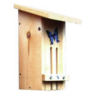 Stovall Nest Box 14 in x 7 in x 7.5 in Butterfly House