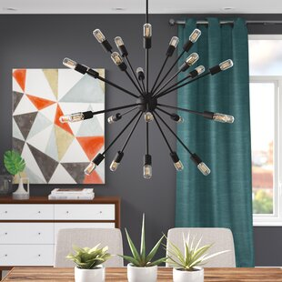 Langley Street Kendall 24-Light Chandelier