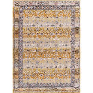 Craft Tan Area Rug by Bungalow Rose