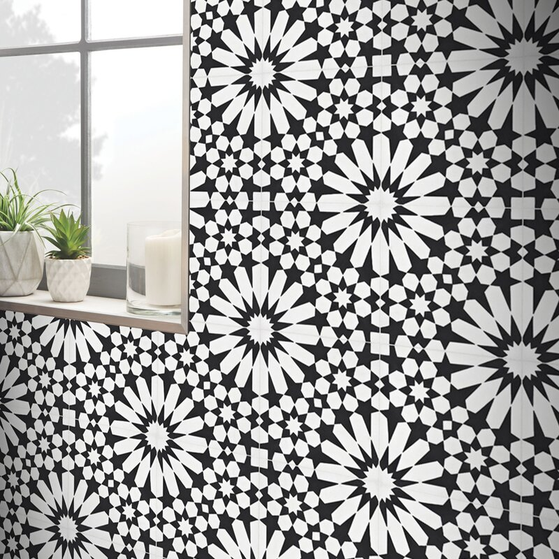 Moroccan Mosaic Tile House Agdal 8 X