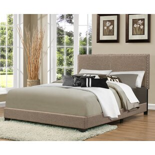 Wrought Studio Eleven Avenue Queen Upholstered Platform Bed